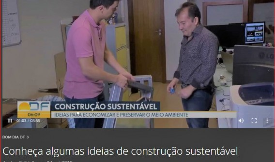 reportagem exibida no DFTV 24/09/18